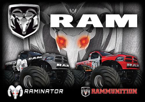Raminator Hall Bros Racing